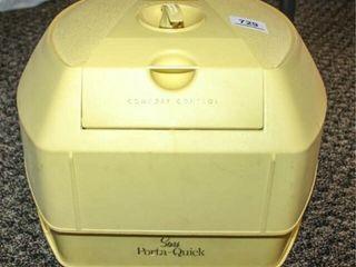 Sears Porta Quick Vintage Hair Dryer