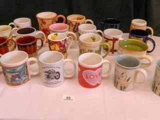 Cup Mug Assortment  22