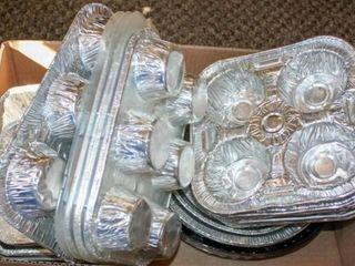 Aluminum Pans  Plastic Kitchen items