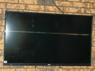 TV with stand  RCA has remote