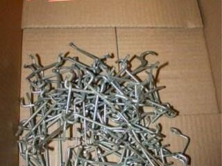 Hooks for Peg wall