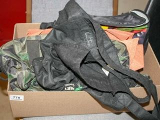 Small Refridgerated Bag  Small Duffel Bag
