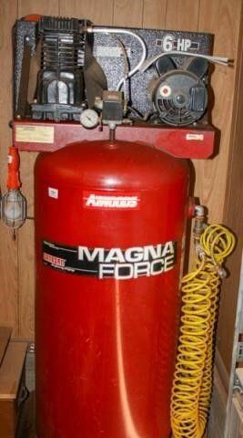 Shop Air Compressor 6HP 60 Gallon