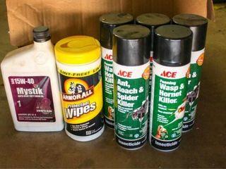 Garage Chemicals  Wasp and Hornet Killer