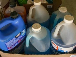 Windsheild washer fluids  anti freeze