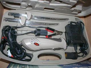 Fish Fileting Kits  electric knives