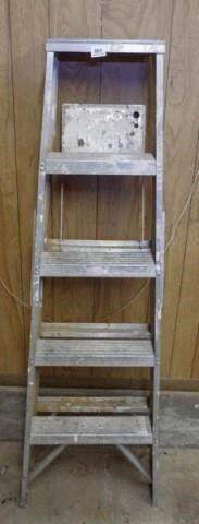 ladder  5  used
