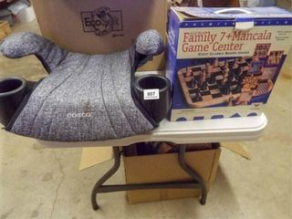 Booster Seat  Board Games