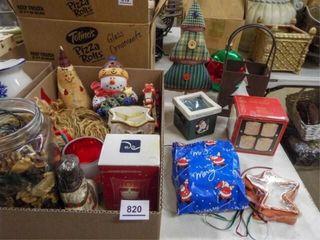 Christmas  Winter Decor   1 Box