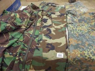 Camo Clothes   Pants  2  Jacket