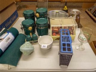 Kitchen Items  Canister Set