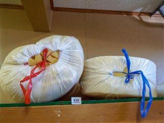 Foam   two bags