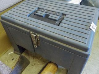 Stack On Step Tool Box