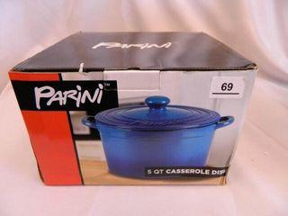 Parini 5 Quart Casserole