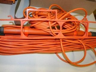 Extension Cords   2  w 2 Cord Spools