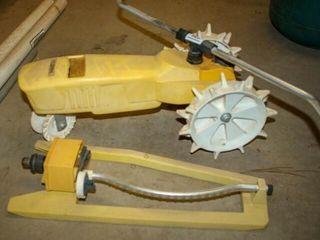 Nelson Tractor Sprinkler  1 Rotating Sprinkler