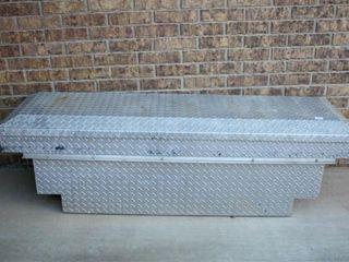 Pickup Tool Box Diamond Pattern Steel