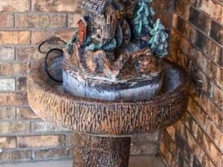 Electric Water Fountain
