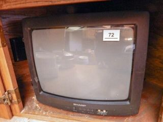 Sharp Television  Model 13K M100