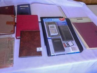 ledger  Planner  Address Book