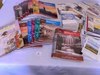 Daily Devotion Booklets  Assorted