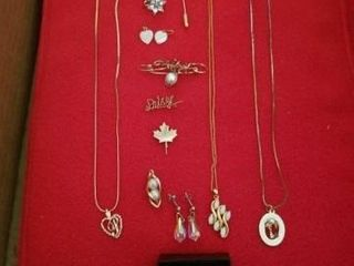 PATSY  NAME JEWElRY  MISCEllANOUS PIECES