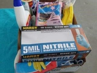 MISCEllANOUS ClEANING SUPPlIES