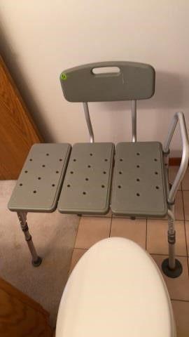 SHOWER  BATHTUB CHAIR
