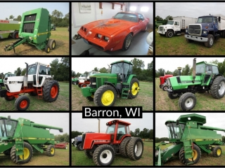 Walter Herrman Farm Retirement Auction