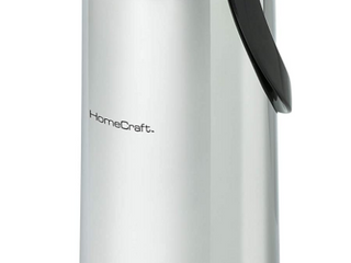 HomeCraft HCC2SS 2 liter Coffee Carafe  Stainless Steel