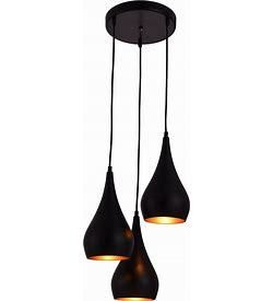 living District Nora Collection 3 light Pendant