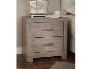 Culverbach Nightstand Gray   Signature Design by Ashley