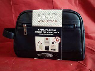 Izod Athletics 4pc Travel Kit