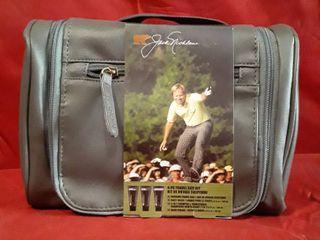 Jack Nicklaus 4pc Travel Kit