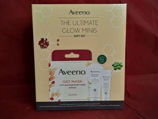 Aveeno The Ultimate Glow Minis Gift Set