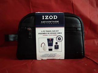 Izod Advantage Performance 4pc Travel Kit
