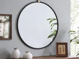 FirsTime  amp  Co  Marshall Round Mirror  Mirror  Retail 125 49