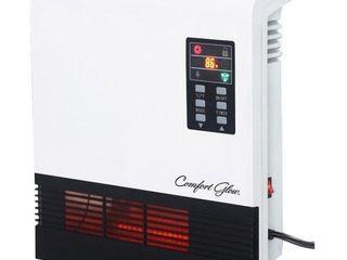 Comfort Glow 5200BTU Quartz Wall Heater   White  Retail 122 49