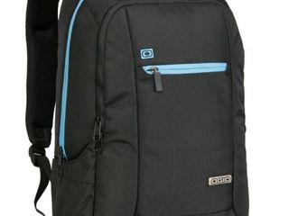 Ogio Atom Black Blue Backpack