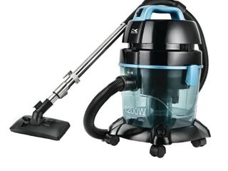 Kalorik Blue Pure Air   Water Filtration Vacuum Cleaner  Retail 159 49