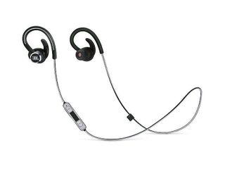 Jbl Reflect Contour 2 0 Wireless Around the Ear Headphones   Black  JBlREFCONTOUR2BlK