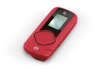 GPX MWB308R 8 GB Flash MP3 Player Voice Recorder