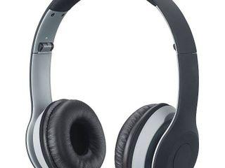 ilive Audio Wireless Headphones   Black  IAHB38B
