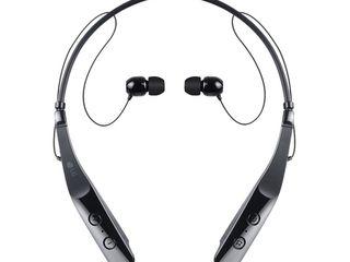 lG Tone Wireless Stereo Headset   Black