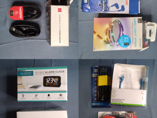 lot of 10 Electronics