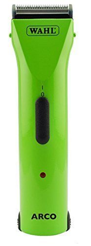 Wahl Professional Animal Arco Pet  Dog  Cat  and Horse Cordless Clipper Kit  Green Apple  8786 1401