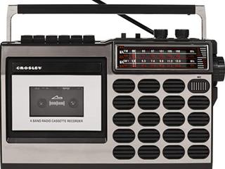 Crosley CT100 Cassette Player