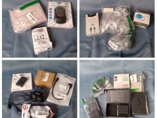 lOT OF 19 MISCEllANEOUS ElECTRONIC ITEMS