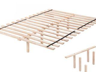 Wood Slat Kit for Full Size Platform Bed from Atlantic Furniture