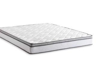 OSleep 8 inch Memory Foam and Innerspring Hybrid Mattress   Twin